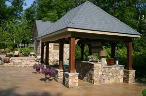 Outdoor kitchen contractor Howard County, Baltimore, Carroll, Frederick & Montgomery counties.
