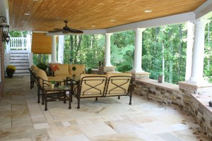 Patio construction in Howard County, Baltimore, Carroll, Frederick & Montgomery counties.